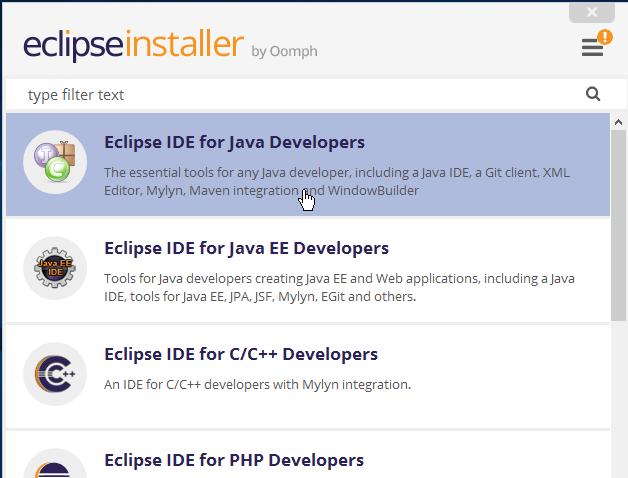 Programas necesarios para programar en java instalacion de elcipse java developers