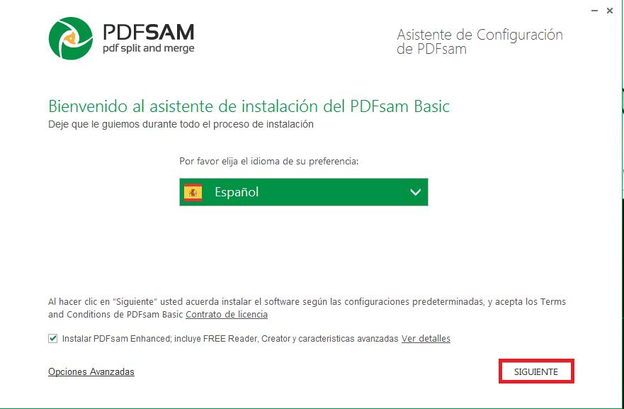Cómo Descargar E Instalar PDF Split And Merge